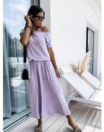 Rochie - cod 4151 - violet deschis