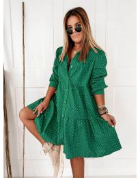 Rochie - cod 5557 - verde