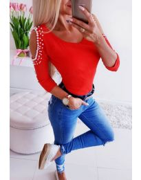 Bluza - cod 3272 - roșu