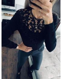 Bluza - cod 6660 - negru