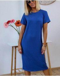 Rochie - cod 81800 - 1 - cer albastru