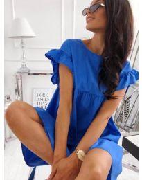 Rochie - cod 3145 - albastru