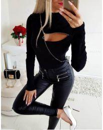 Bluza - cod 3509 - negru