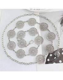 Curea - cod Р81 - 1 - argintiu