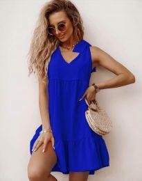 Rochie - cod 7206 - cer albastru