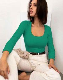 Bluza - cod 11662 - verde