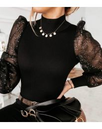Bluza - cod 3522 - negru