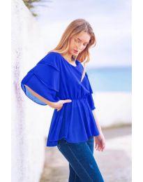 Tricou - cod 504 - albastru