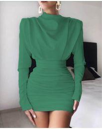 Rochie - cod 8257 - verde