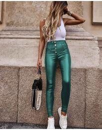 Pantaloni - cod 4181 - verde închis