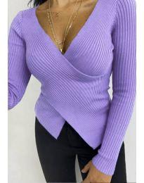Bluza - cod 6322 - violet