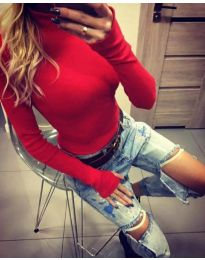 Bluza - cod 5256 - rosu