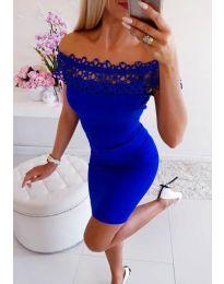 Rochie - cod 3105 - albastru