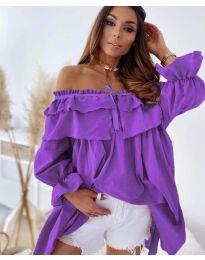 Rochie - cod 9865 - violet