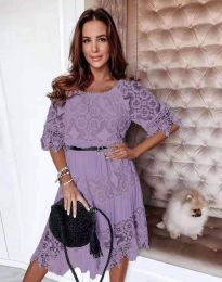Rochie - cod 6979 - violet