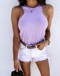 Top - cod 3183 - violet