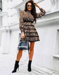 Rochie - cod 35911 - 1 - leopard