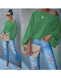 Bluza - cod 5151 - verde