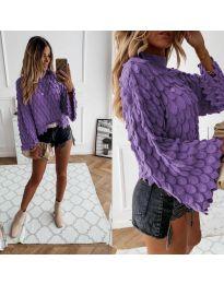 Pulover - cod 8092 - violet