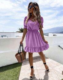 Rochie - cod 6460 - violet