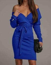 Rochie - cod 4765 - cer albastru