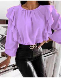 Bluza - cod 4445 - violet