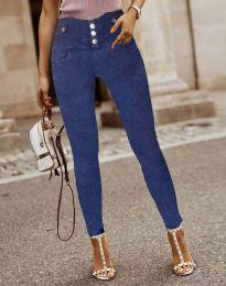 Pantaloni - cod 5435 - 2 - albastru închis
