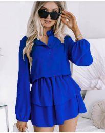 Rochie - cod 4093 - cer albastru
