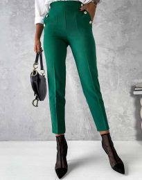 Pantaloni - cod 4895 - verde