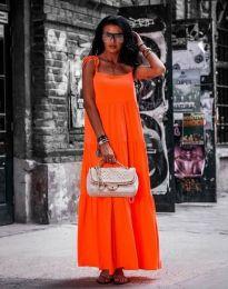 Rochie - cod 2301 - 1 - portocaliu