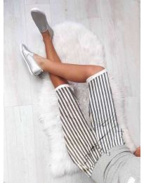 Pantaloni scurți - cod 190 - alb