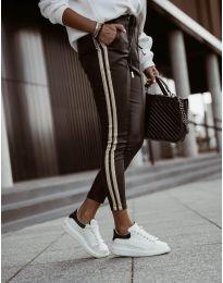 Pantaloni - cod 8788 - 2 - negru