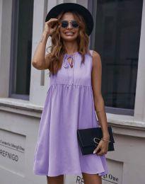 Rochie - cod 0286 - violet deschis