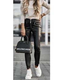 Pantaloni - cod 8028 - negru