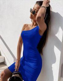 Rochie - cod 6412 - cer albastru