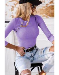 Bluza - cod 3151 - 1 - violet