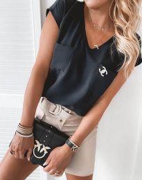 Bluza - cod 6306 - 3 - negru