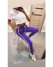 Echipament de sport - cod 3845 - violet