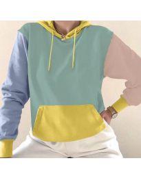Hanorac - cod 6269 - 5 - multicolor
