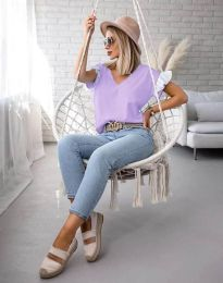 Bluza - cod 2922 - violet