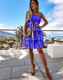 Rochie - cod 3065 - cer albastru
