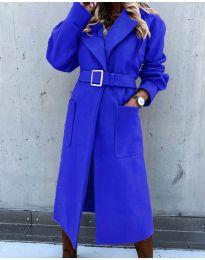 Palton - cod 423 - cer albastru