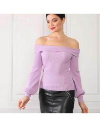 Bluza - cod 0247 - violet