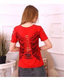 Tricou - cod 3567 - roșu
