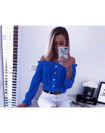 Camasa - cod 7126 - cer albastru