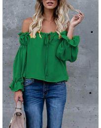 Bluza - cod 5574 - verde