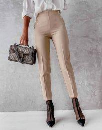 Pantaloni - cod 4895 - bej