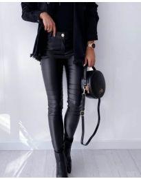 Pantaloni - cod 7747 - 1 - negru