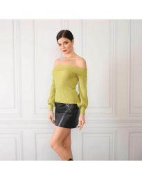 Bluza - cod 0247 - verde