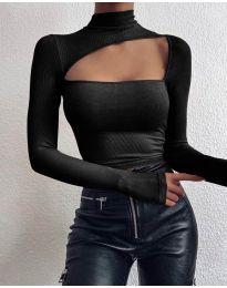 Bluza - cod 4145 - negru